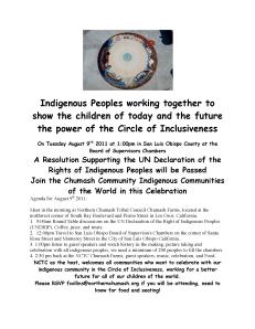 UN Declaration Flyer 060111